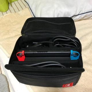 Nintendo Switch - ニンテンドースイッチ 持ち運びバッグ付き