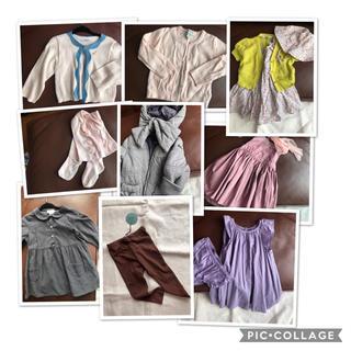 familiar - ファミリア、マールマールetc.女の子お洋服まとめ 新品含む
