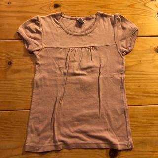 プチバトー(PETIT BATEAU)のPETIT BATEAU プチバトー Tシャツ 120cm(Tシャツ/カットソー)