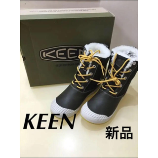 キーン(KEEN)の新品 キーン KEEN エルサ エル ブーツ 防水 24(ブーツ)