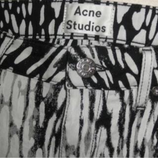 アクネ(ACNE)のacne studio パンツ 7777アクネストゥディオ(デニム/ジーンズ)