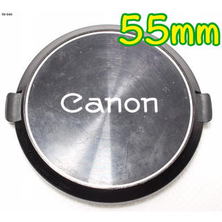 Canon - ✨キヤノン Canon レンズキャップ 55mm✨