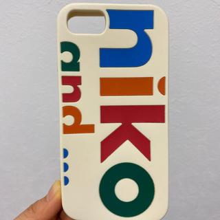 niko and... - ニコアンド iphoneケース