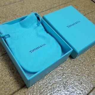 Tiffany & Co. - ティファニー空箱