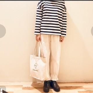サマンサモスモス(SM2)の新品 タグ付き サマンサモスモス 裾絞りパンツ(その他)