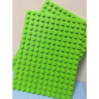 ブロック 基礎板2枚 新品