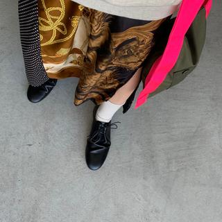 ヤエカ(YAECA)のque shoes nost(ローファー/革靴)