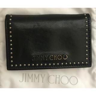 JIMMY CHOO - GIMMY CHOO カードケース