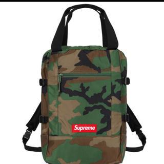 シュプリーム(Supreme)の専用 Supreme tote backpack woodland(バッグパック/リュック)