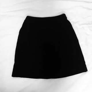 ローリーズファーム(LOWRYS FARM)の黒 スカート(ミニスカート)