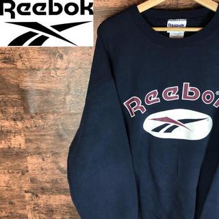Reebok - 90'sREEBOK リーボック メンズ スウェット トレーナー ビッグサイズ