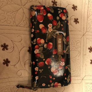ピンクハウス(PINK HOUSE)のpink houseの長財布(財布)
