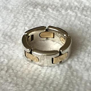 ティファニー(Tiffany & Co.)のティファニー SV K18 リング(リング(指輪))