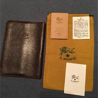 イルビゾンテ(IL BISONTE)のクーポン期間値下中 イルビゾンテ   文庫カバー兼手帳カバー(手帳)