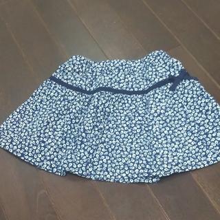 familiar - ファミリア  花柄 スカート 90♡
