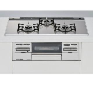 リンナイ(Rinnai)のリンナイ製ガラストップワイド750プロパン(調理機器)