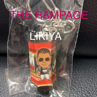 ザランページ(THE RAMPAGE)の【カウントダウンガチャ】LIKIYA リキヤ おみくじ RAMPAGE LDH(ミュージシャン)
