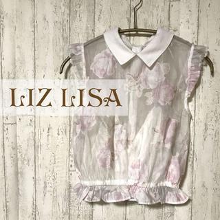 リズリサ(LIZ LISA)の✨LIZ LISA リズリサ トップス シースルー(その他)