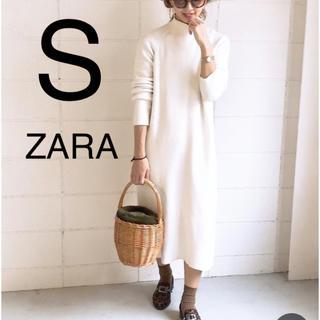 ザラ(ZARA)のZARA ザラ ワンピース ニットワンピース(ロングワンピース/マキシワンピース)