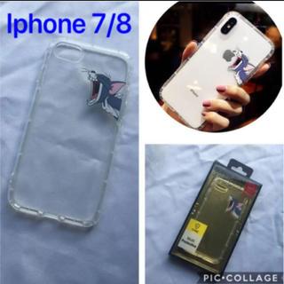 Disney - 新品未使用 トムとジェリーiPhoneケース iPhone7/8