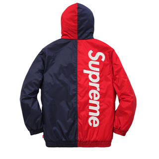 Supreme - 限界価格!!SUPREME 2-Tone Hooded Sideline JKT