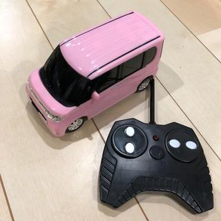 ダイハツ - ダイハツ タント ラジコン ピンク