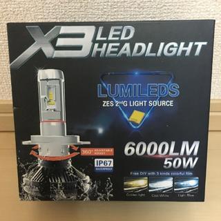 LED ヘッドライト フィリップス H11 新品 未使用 輸入車
