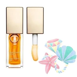クラランス(CLARINS)のCLARINS Lip Comfort Oil  (01 honey) (リップグロス)