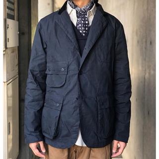 Engineered Garments - 新品73400円エンジニアド ガーメンツ x バブア―Upland Jacket