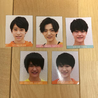 ジャニーズJr. - Myojo データカード 2019