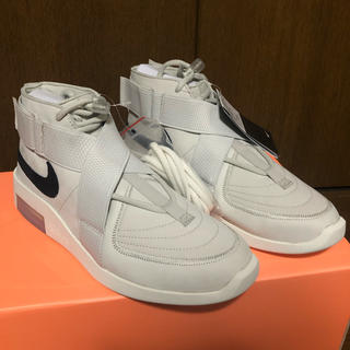NIKE - NIKE AIR FEAR OF GOD RAID フィアオブゴッド 27.5