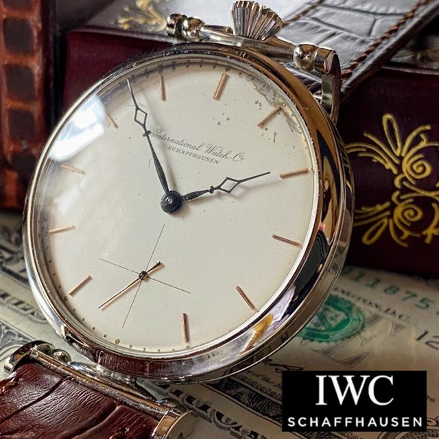 ロレックス 時計 レディース コピー 5円 | IWC - 【大好評・安心保証付き】IWC ★ シャフハウゼン 高級ブランド 腕時計 メンズの通販