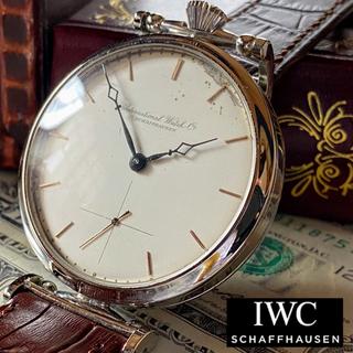 インターナショナルウォッチカンパニー(IWC)の【大好評・安心保証付き】IWC ★ シャフハウゼン 高級ブランド 腕時計 メンズ(腕時計(アナログ))
