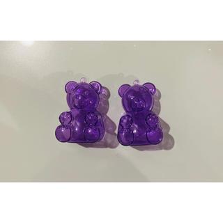 【新品】バレンタイン クマ ケース お菓子入れ(小物入れ)