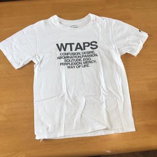 W)taps - WTAPS ダブルタップス Tシャツ