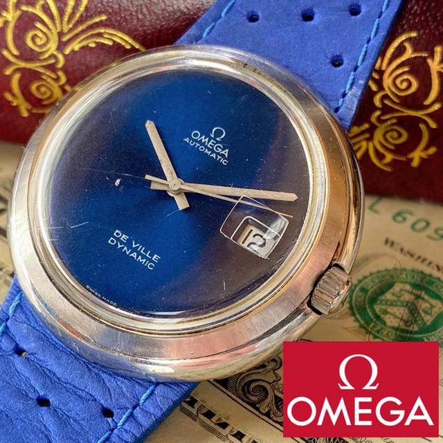 スーパーコピー 時計 ロレックス レディース | OMEGA - 【超激レア】特価 オメガ ◆ OMEGA デヴィル アンティーク 腕時計 メンズの通販