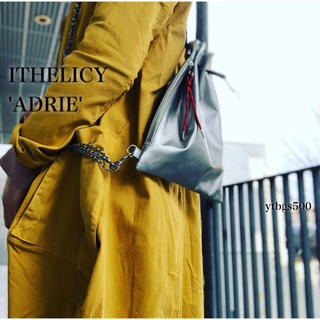UNITED ARROWS - ITHELICY◆ADRIE ショルダーバッグ◆メンズ レディース