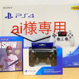 PlayStation4 - プレステーション4 PlayStation4 CUH-2200AB02