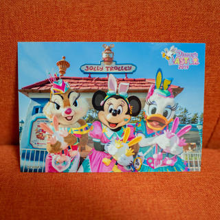 Disney - TDL 2019年 イースター うさたま スペシャルフォト ミニデジクラ