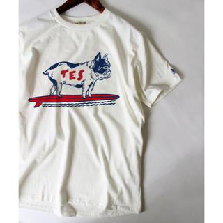 Ron Herman - TES Tシャツ メンズ ブル TEE フレンチブルドッグ
