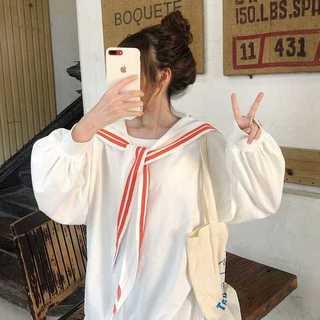 【送料無料】パーカー レディース春秋 セーラー服Mz218(パーカー)
