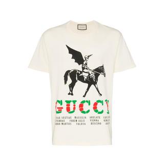 Gucci - GUCCI ウィングジョッキーTシャツ