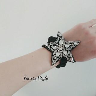 MUVEIL WORK - ハンドメイド✨ 星🌟シュシュ