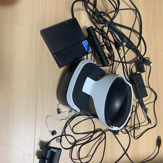 プレイステーションヴィーアール(PlayStation VR)のVR ps4 (家庭用ゲーム機本体)
