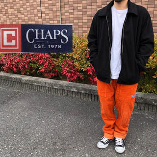 チャップス(CHAPS)の最終値下げ chaps フリース スイングトップ(ブルゾン)
