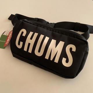 CHUMS - CHUMS チャムス ウエストバッグ   ボディーバッグ ブラック