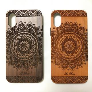La brisa / Wood iPhone case X,XS