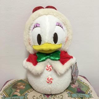 Disney - ディズニークリスマス2019  スノースノー ディジーぬいぐるみ