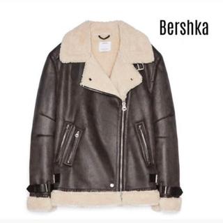 Bershka - Bershka ダブルフェイスライダースジャケット