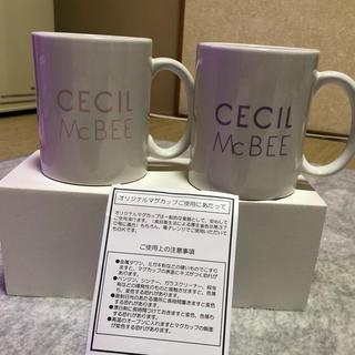 CECIL McBEE - CECIL Mc BEE マグカップ